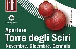 Sciri Tower Opening<br>November/January