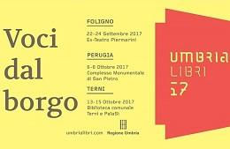 UmbriaLibri 2017<br>6/8 Ottobre