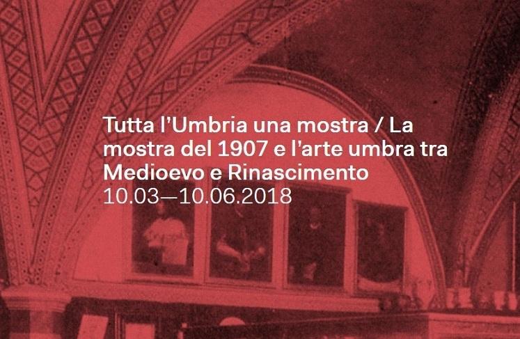 Art exposition 'Tutta l'Umbria una mostra'