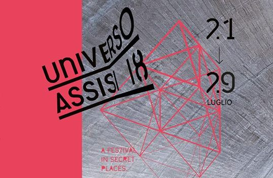 UniversoAssisi 2017<br>July 20th/23rd