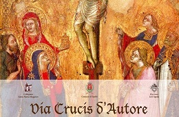 Via Crucis d'Autore<br>April 13th/18th